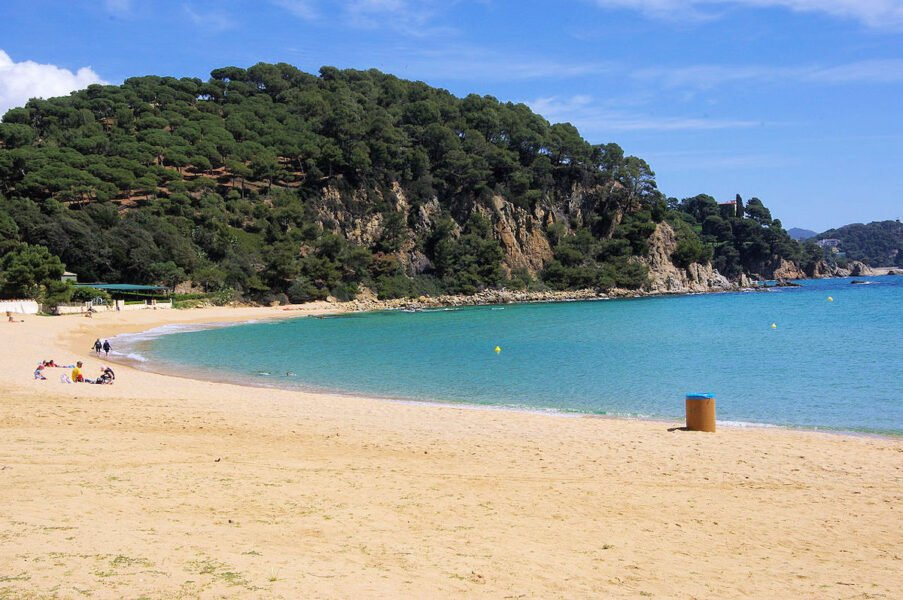 Playa La Corcollada
