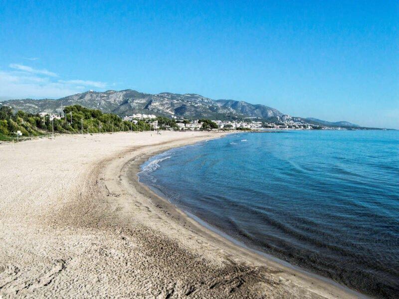 Playa Romana de Alcoceber