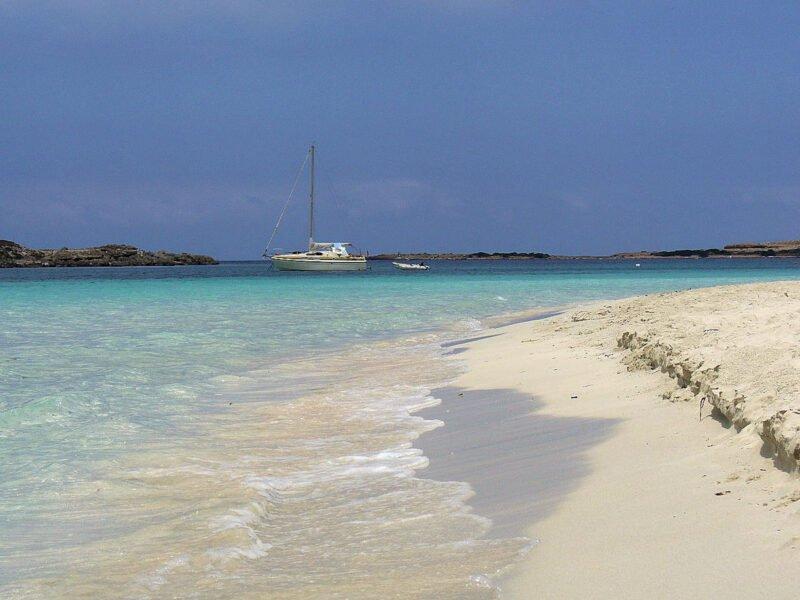 Playa S´Racó D´salga