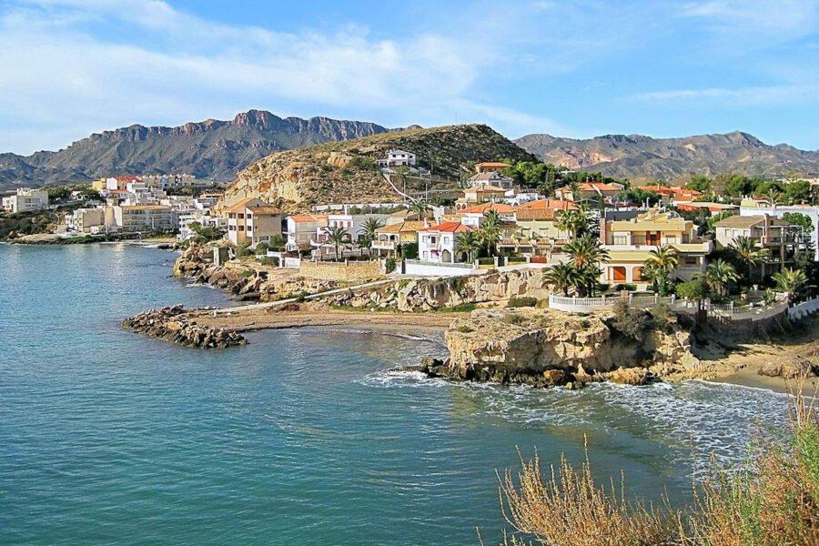 Playa San Juan de los Terreros