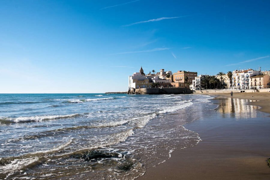 Playa Sant Sebastià