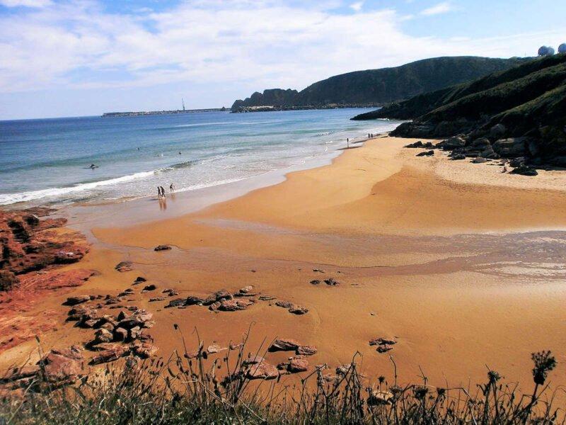Playa Xivares Asturias