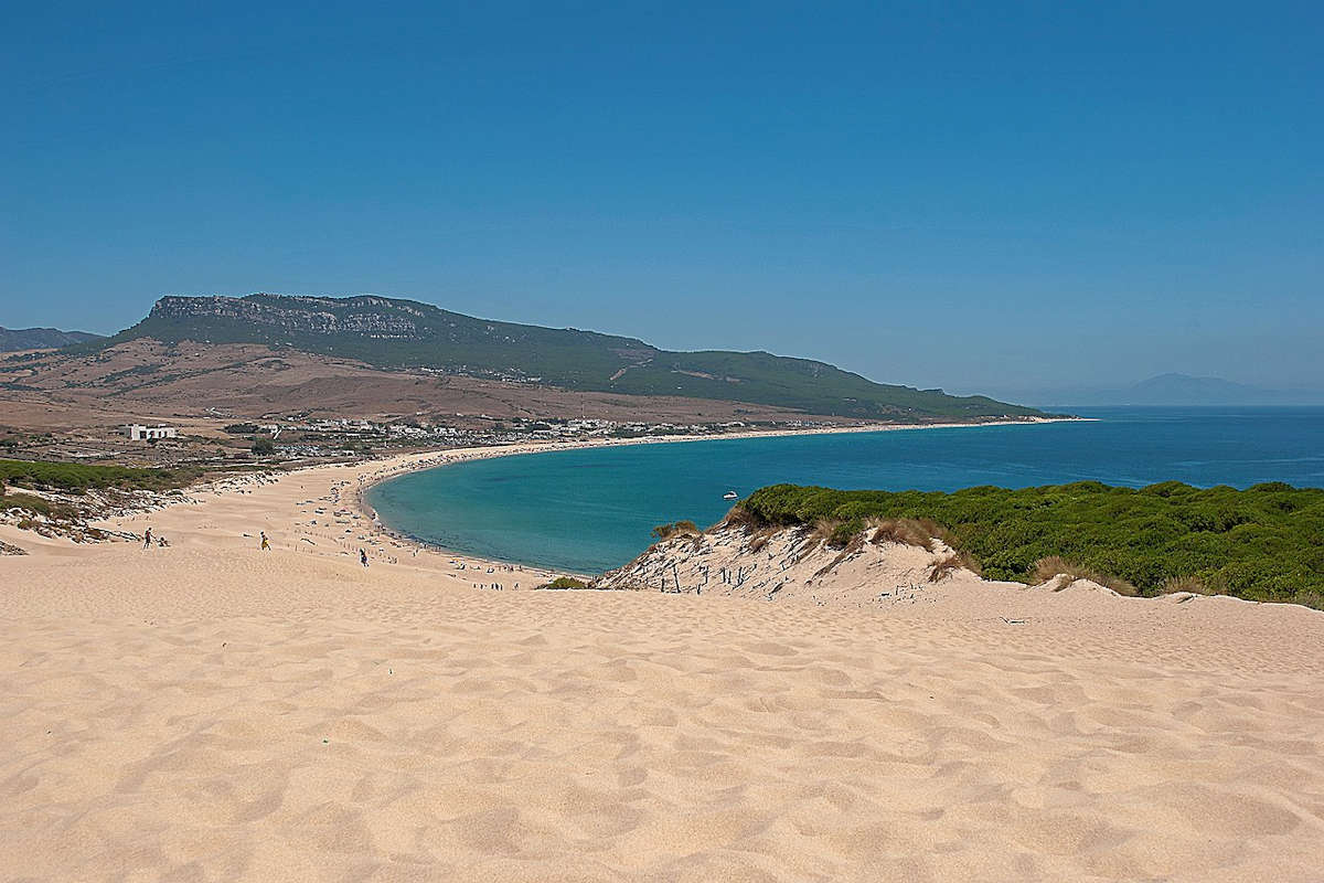 playa-bolonia-españa