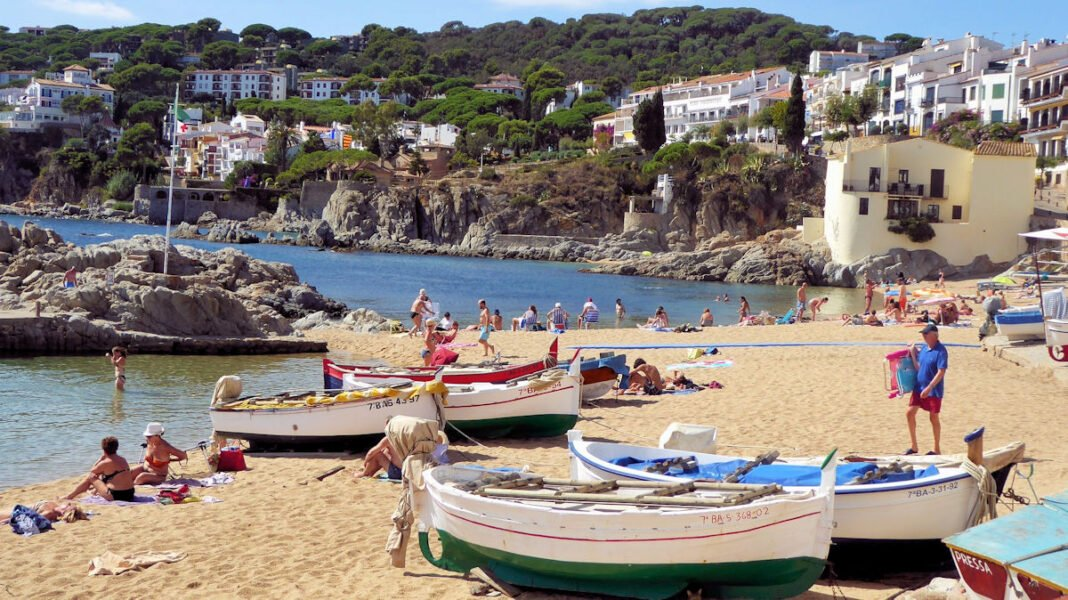 Playa de Port Bo