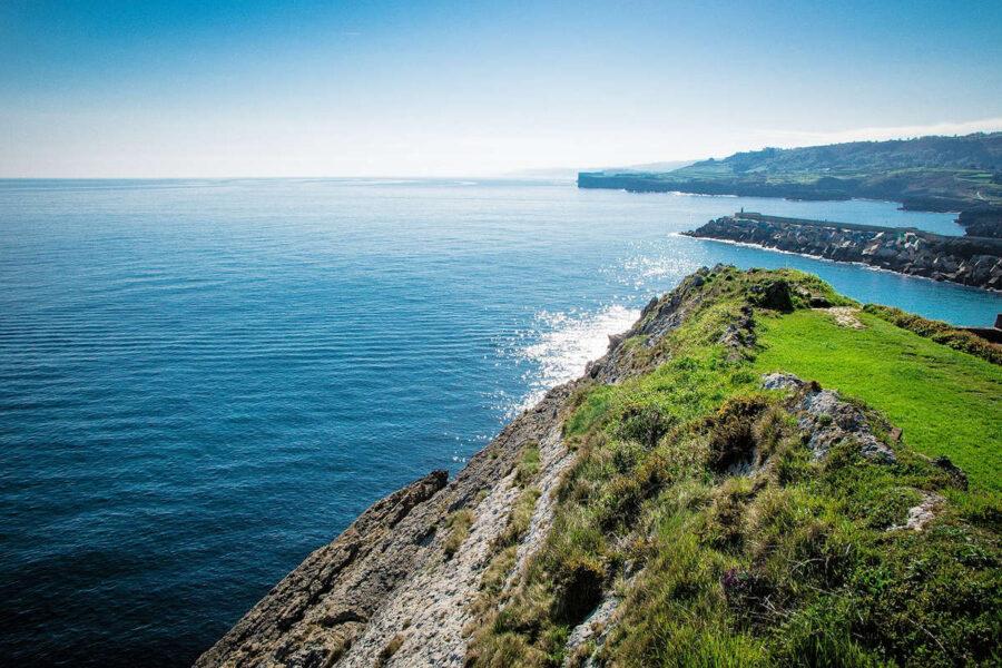 Playa de Toró en Asturias