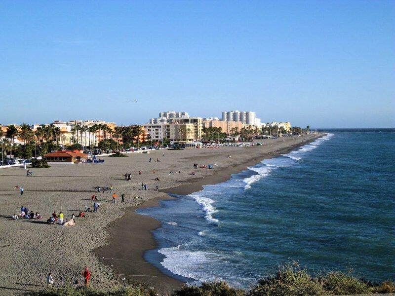 Playa de la Charca