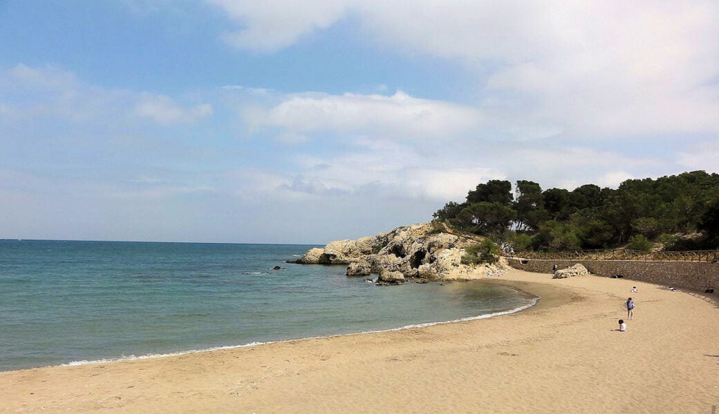 Playa del Portitxol