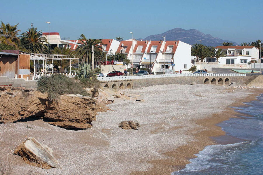 Playa del Saldonar