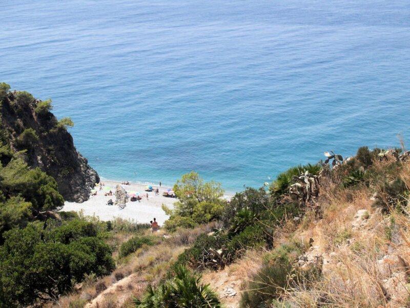 Playa el Cambrón