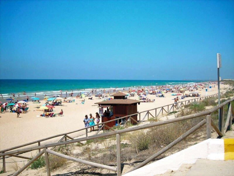 Playa el Palmar de Vejer