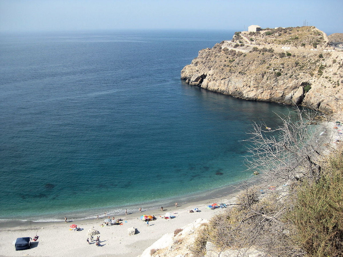 Las 15 mejores playas de Granada