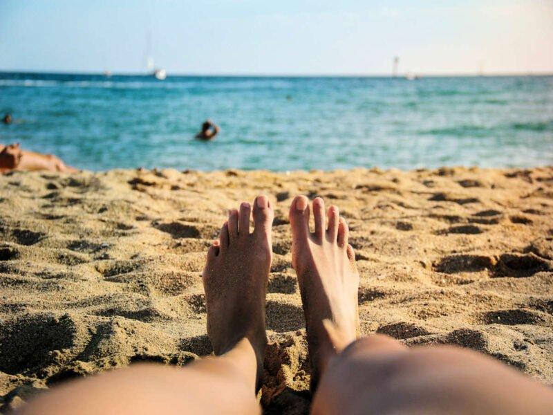 Playas Nudistas de Barcelona