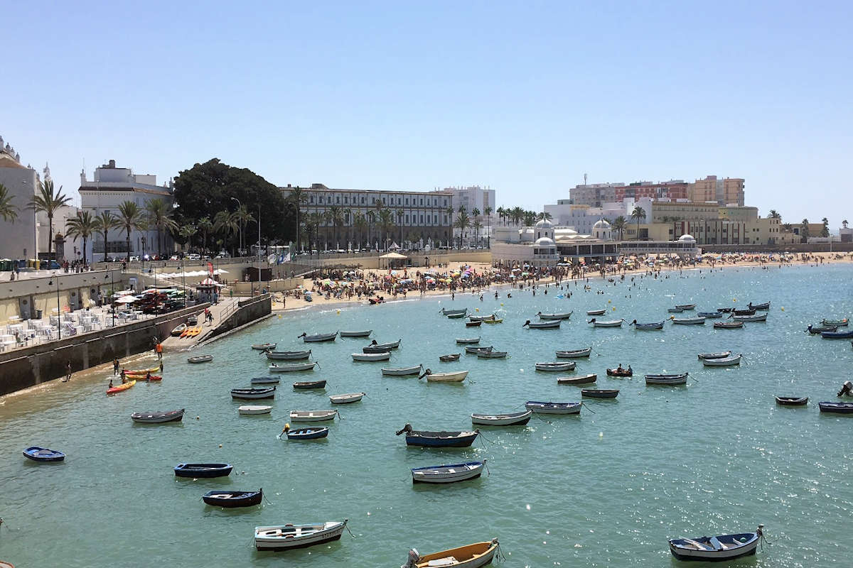 Playas de Cadiz