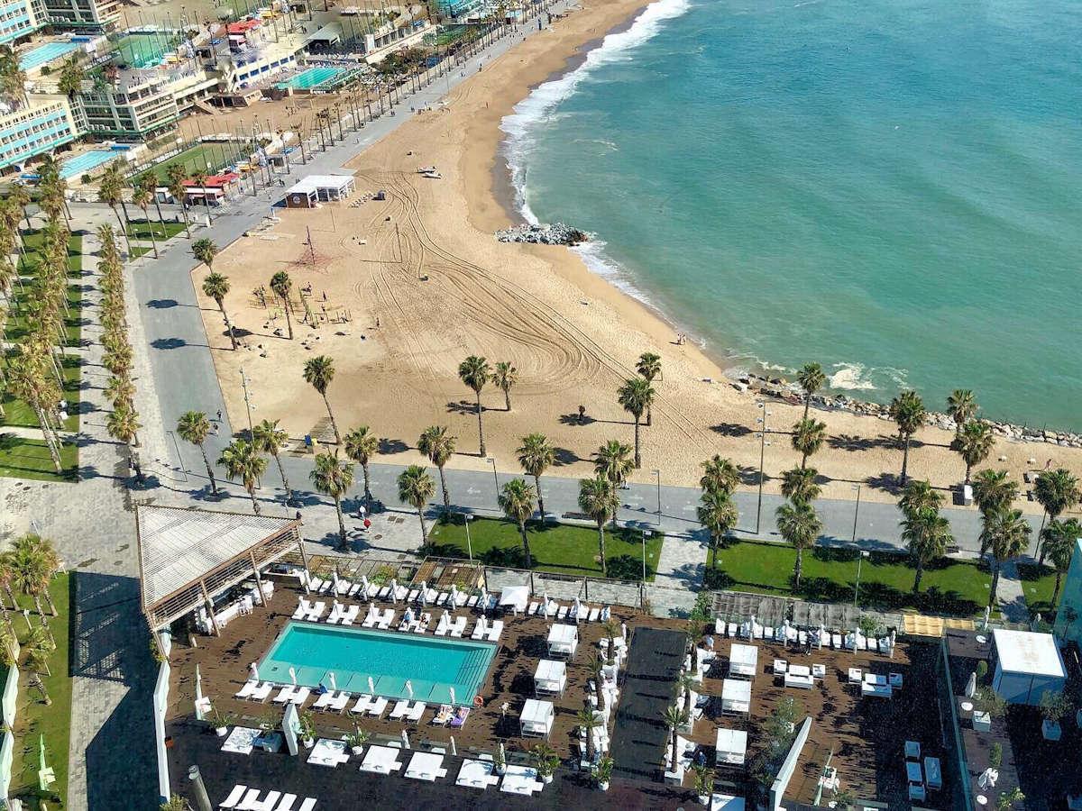 Playas más bonitas de Barcelona