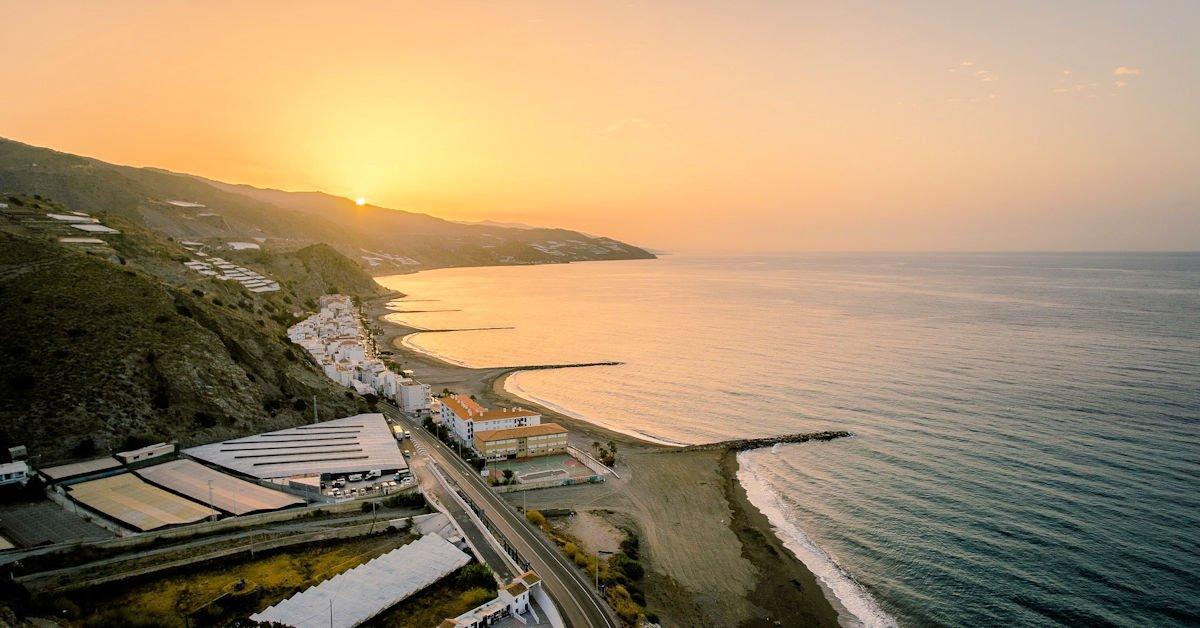 Playas más bonitas de Granada