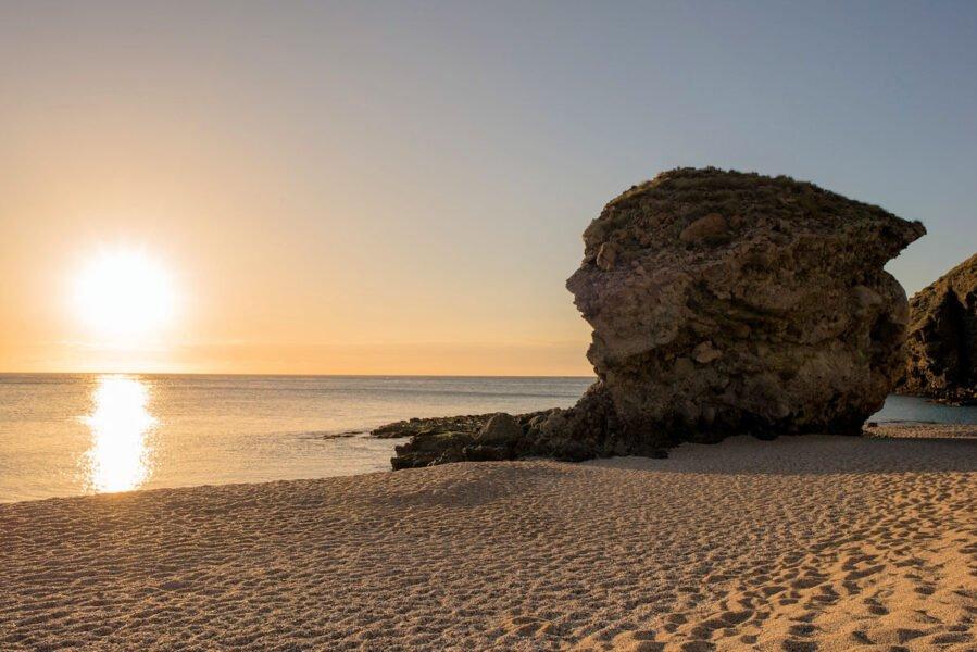 Playas nudistas de Almería