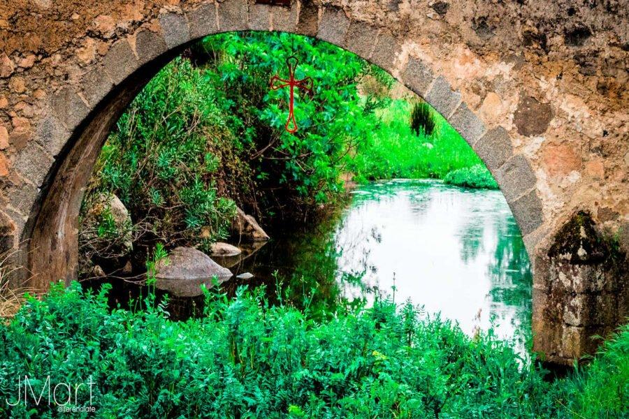 Puente Medieval de Burguillos del Cerro