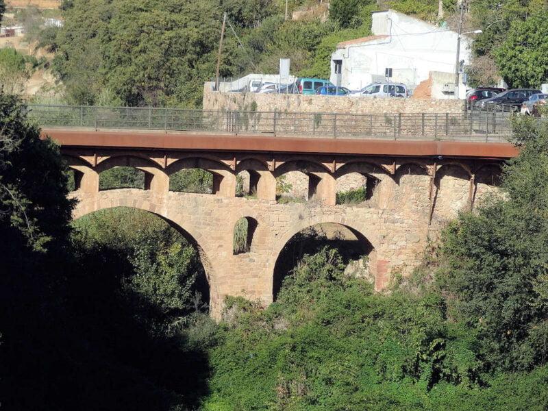 Puente Romano de Caldas de Montbui