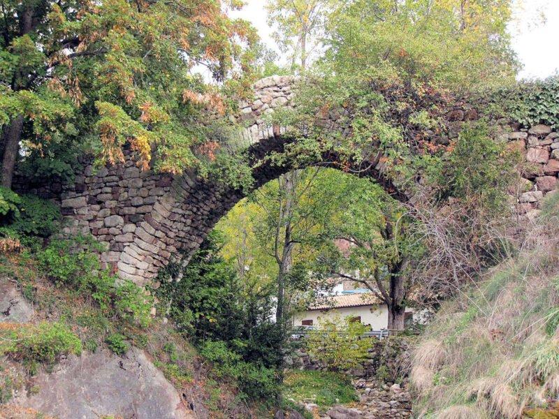 Puente de la Farga Vella