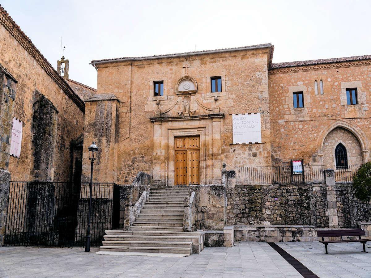 Real-Monasterio-de-Santo-Domingo-de- Guzmán-Caleruega
