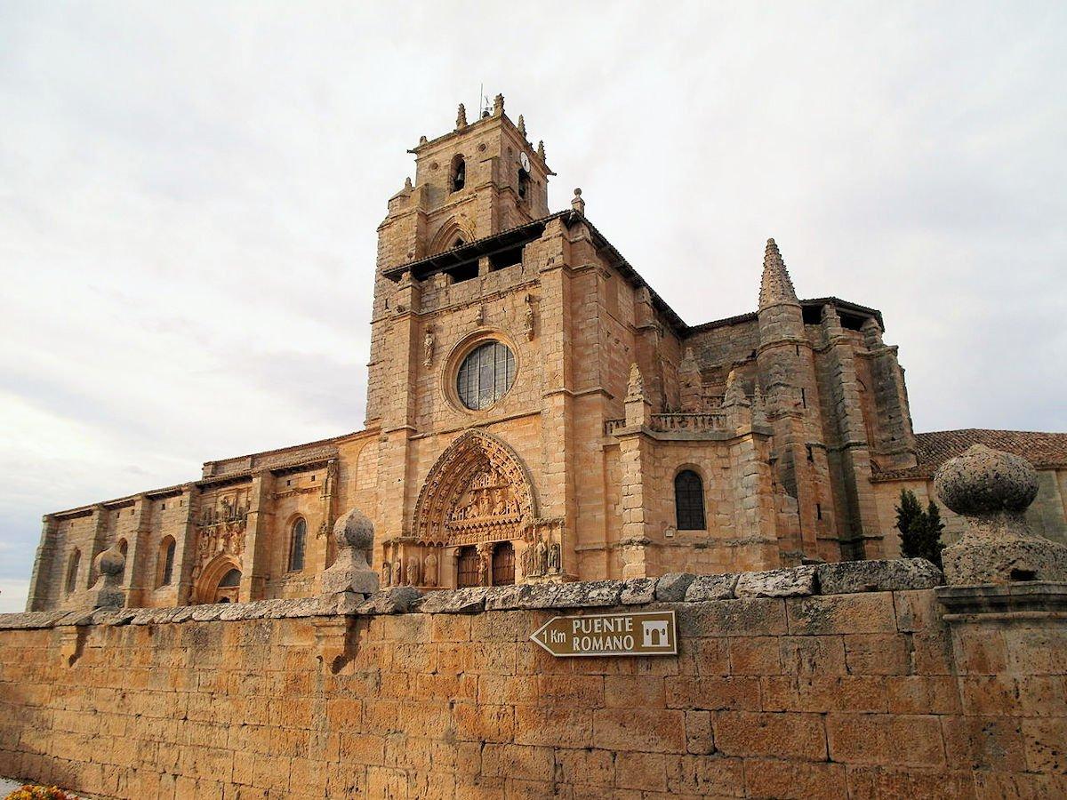 SASAMÓN-Pueblos más bonitos de Burgos