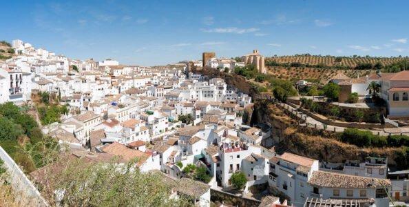 SETENIL DE LAS BODEGAS-Pueblos más bonitos de Cádiz