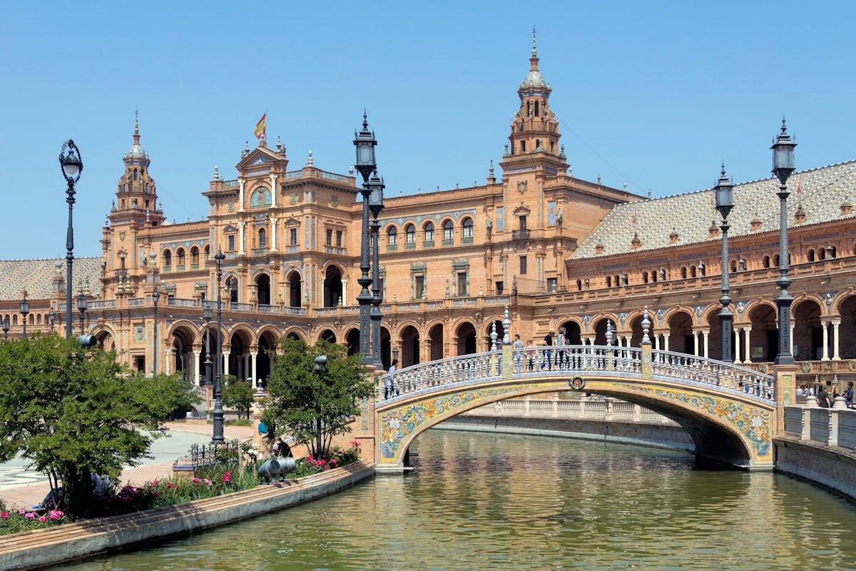SEVILLA-Ciudad de España