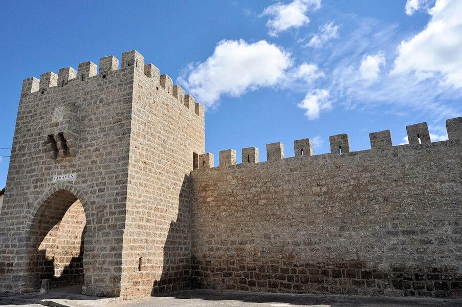 Sasamón en Burgos