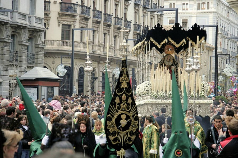 Semana Santa en Granada