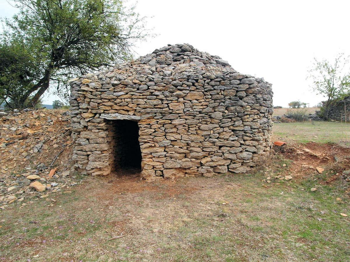 Senderismo-Orbaneja-de-Castillo-Los Chozos