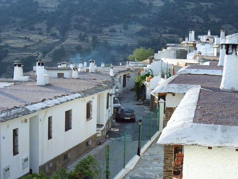 Visita Capileira en Granada