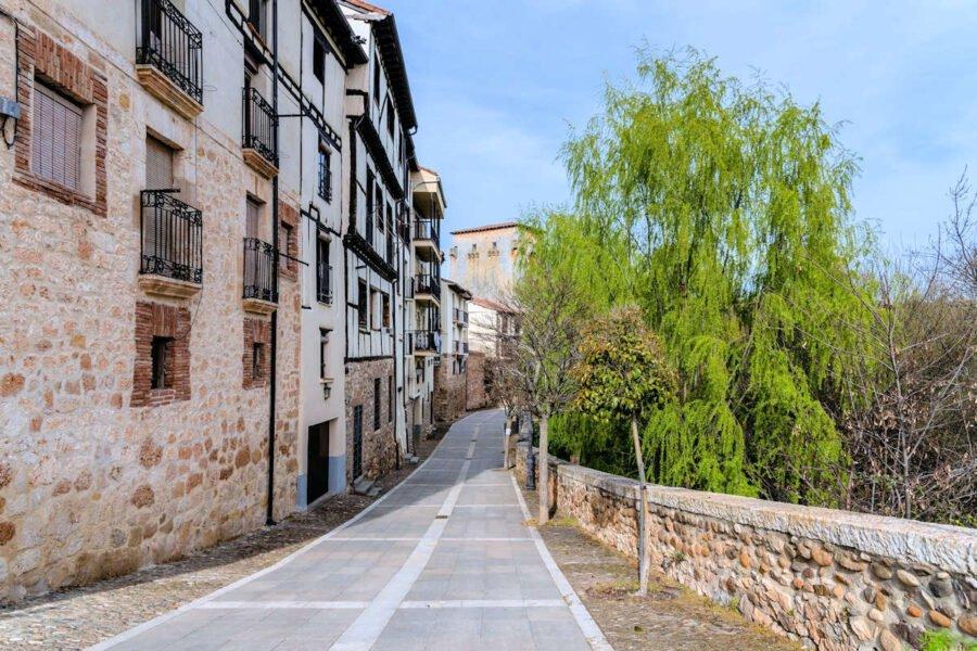 Visita Covarrubias en Burgos