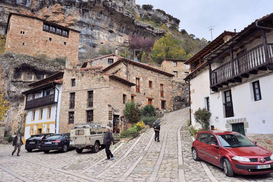 Visita Orbaneja del Castillo