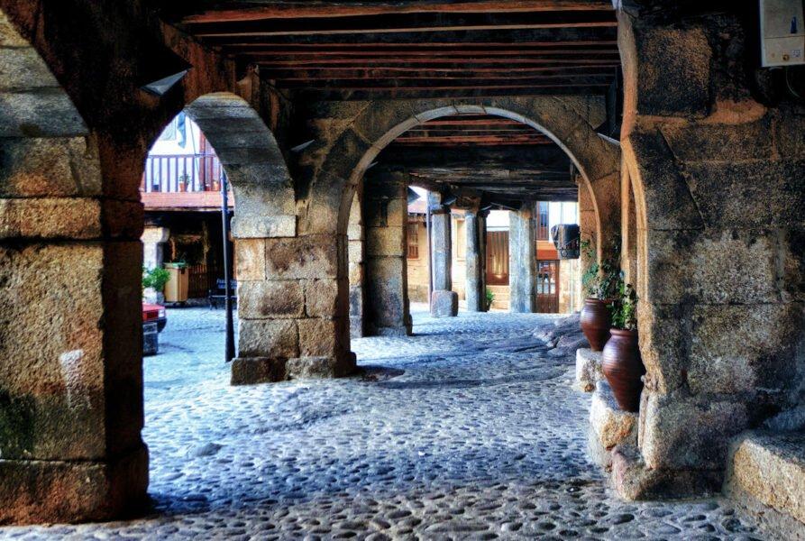 Visita San Martín de Trevejo
