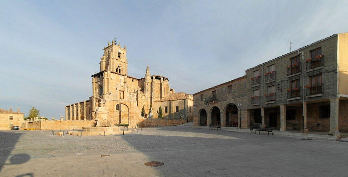 Visita Sasamón en Burgos