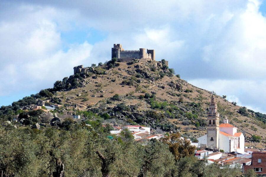 Vistas de Burguillos del Cerro
