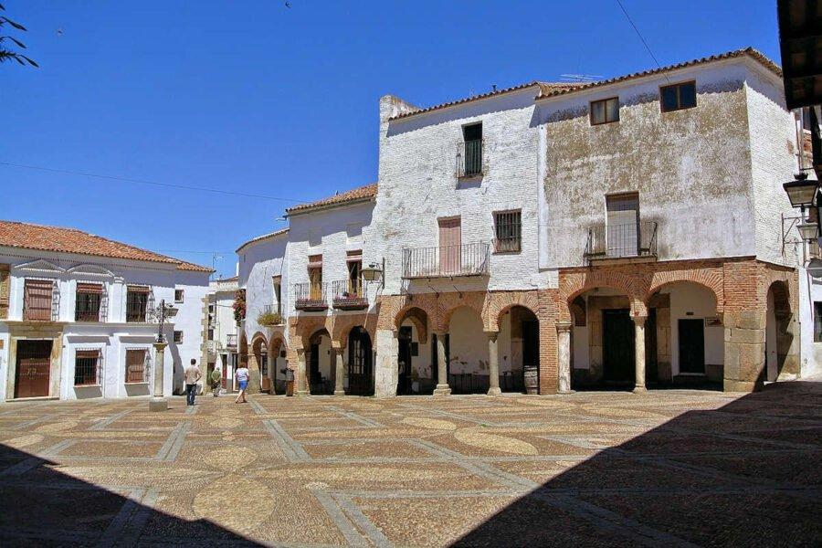 Zafra pueblo de Badajoz