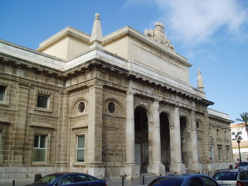 Casa iberoamericana de Cádiz