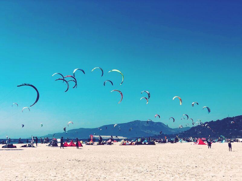 Playa de los Lances Tarifa Cadiz