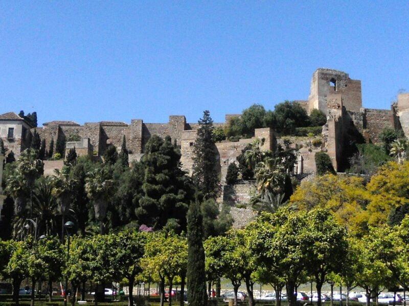 Alcazaba. Málaga