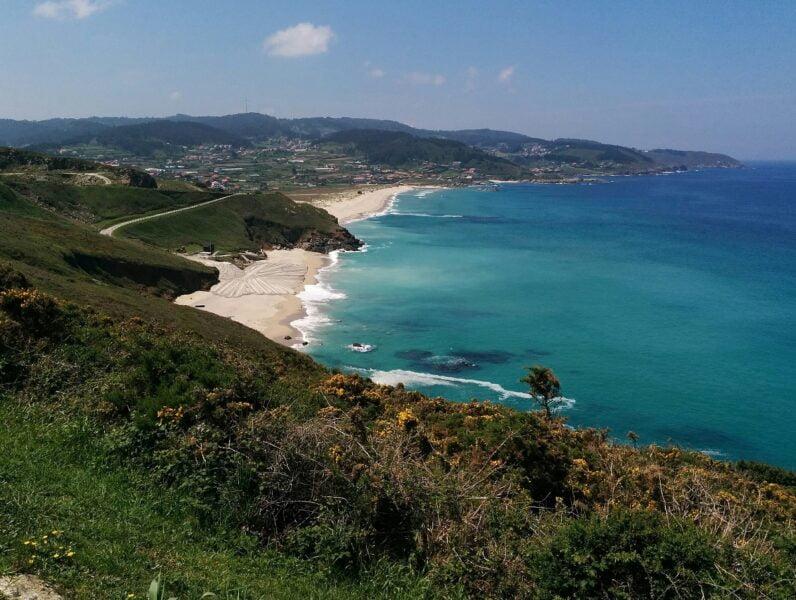 Playa de Barranán. A Coruña