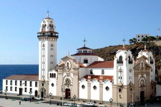 Qué ver en Santa Cruz de Tenerife - Basílica de Nuestra Señora de la Candelaria