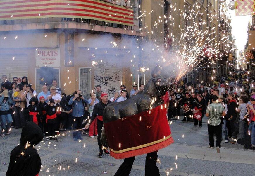 Fiestas de Santa Tecla en Tarragona