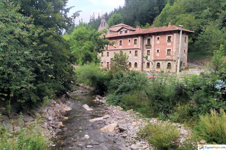 CARMONA-Pueblos bonitos de Cantabria