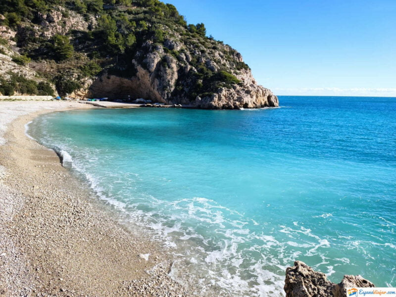 Cala Granadella- Playas y Calas de Alicante
