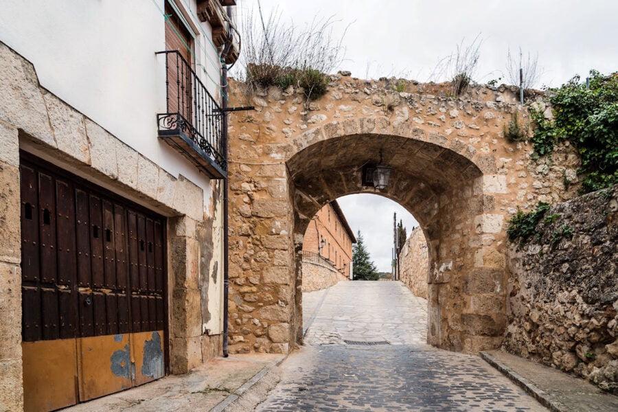 Calles de Pastrana