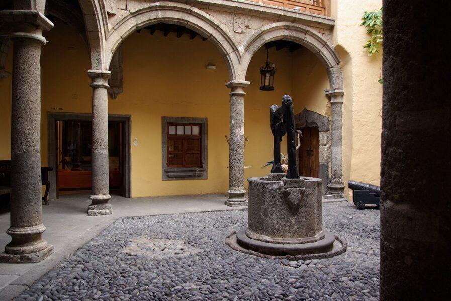 Museo casa de Colón. Las Palmas
