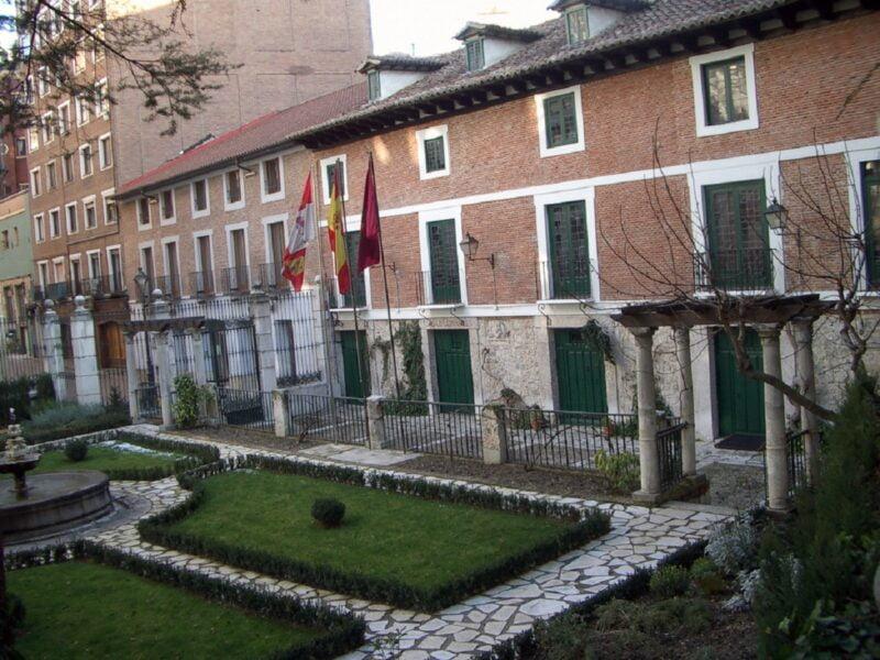 Casa de Cervantes Valladolid