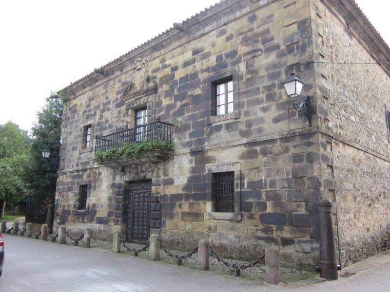 Casa de los Cañones. Liérganes