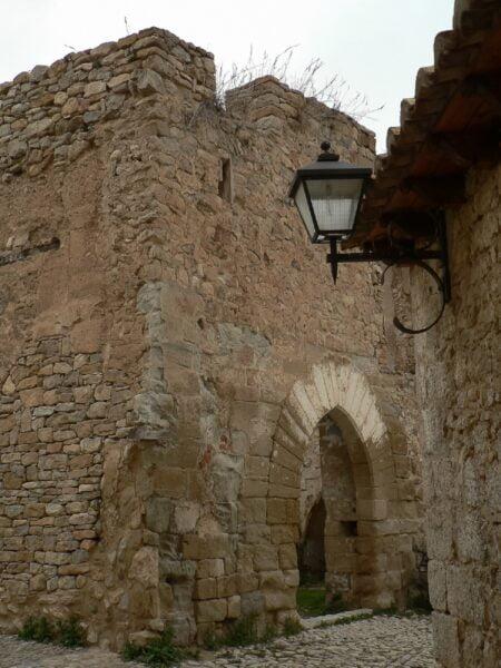 Castillo de Mirambel.Teruel